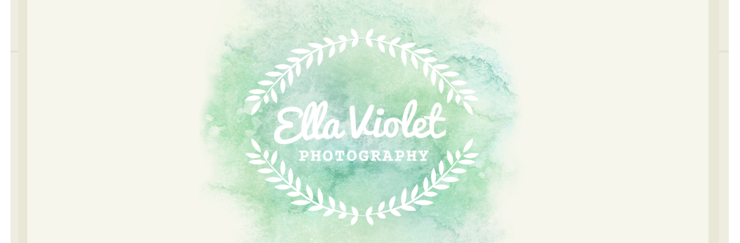 Ella Violet Photography Blog logo